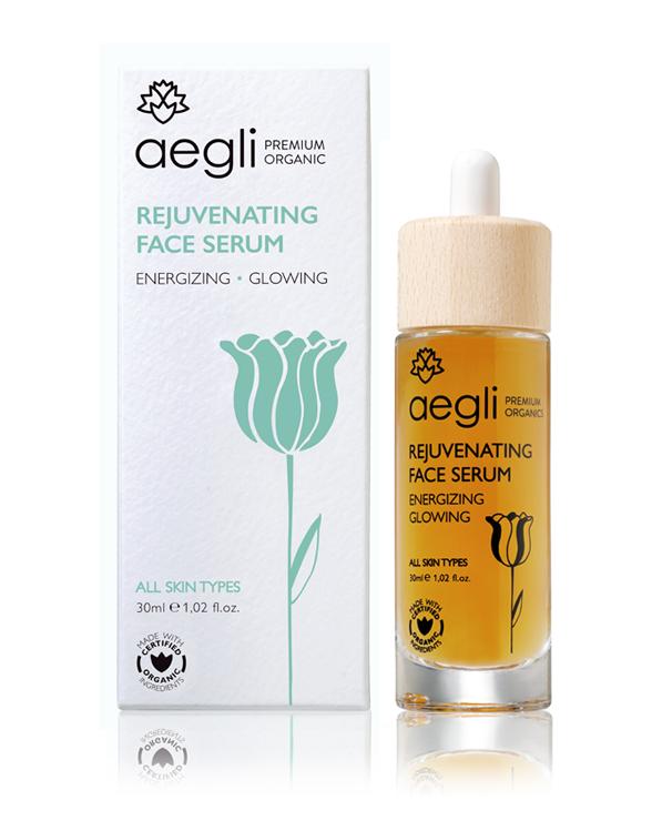 Rejuvenating Facial Serum - Aegli Skincare