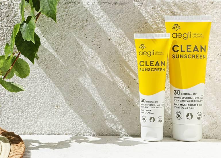 Πώς θα επιλέξω ένα απόλυτα Φυσικό και Καθαρό αντηλιακό προϊόν;